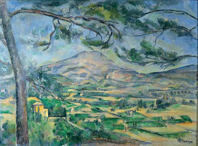 Sennelier e la tavolozza di Paul Cézanne 0