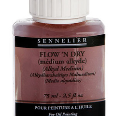 flow n dry (medium alchide)
