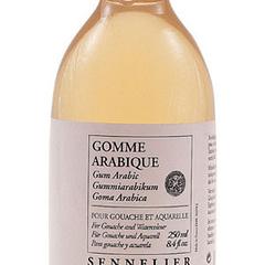 gomma arabica liquida