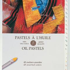 fogli e album oil pastel pad
