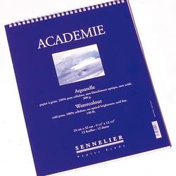 """Album Acquerello """"Académie"""""""